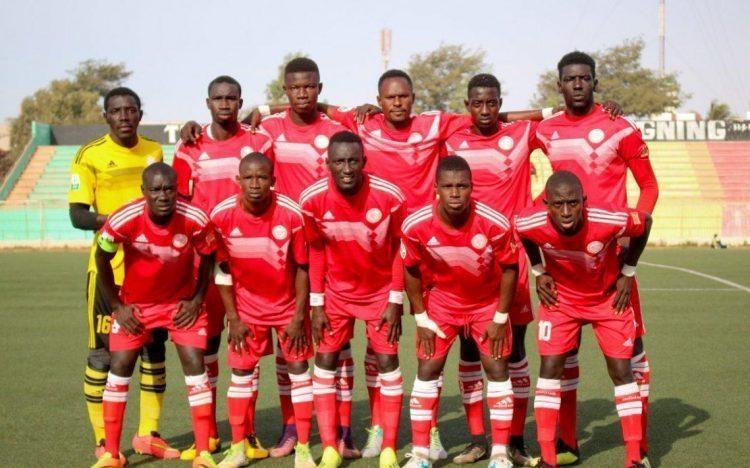 Ligue 1 sénégalaise : AS Douanes prend les commandes du championnat