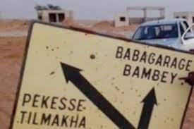 Bambey : après 13 ans d'absence, Seyni Sagna enlève son fils dont il avait refusé la paternité