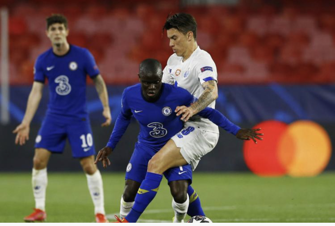 Chelsea, en gestion, se qualifie contre Porto pour les demi-finales de la Ligue des champions