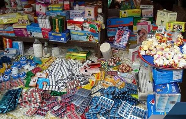 Faux médicaments: 3 camions interceptés, plusieurs personnes arrêtées dont 2 pharmaciens