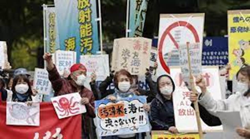 Rejet des eaux de Fukushima dans la mer: le «coup de grâce», dénoncent les pêcheurs japonais