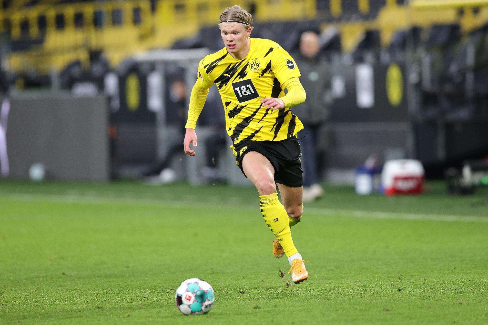 Manchester City-Dortmund: les joueurs sous la menace d'une suspension face au PSG
