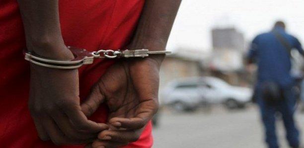 Tentative de vol et usage collectif de chanvre: la bande à Cheikh Ndiaye a été interpellée à la cité Mixta