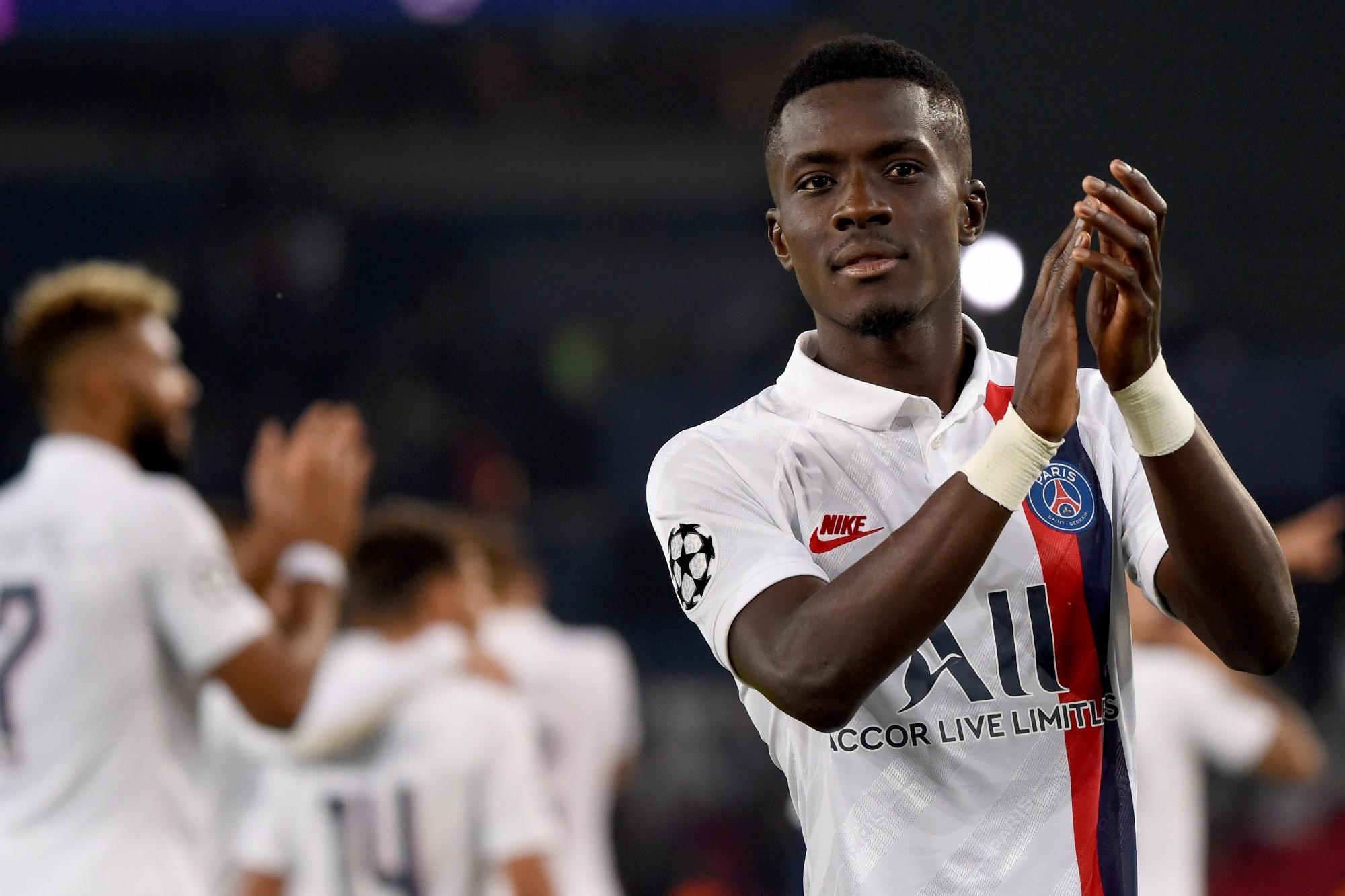 Ligue des champions: Idrissa Gana Gueye dans l'équipe type des quarts de finale retour