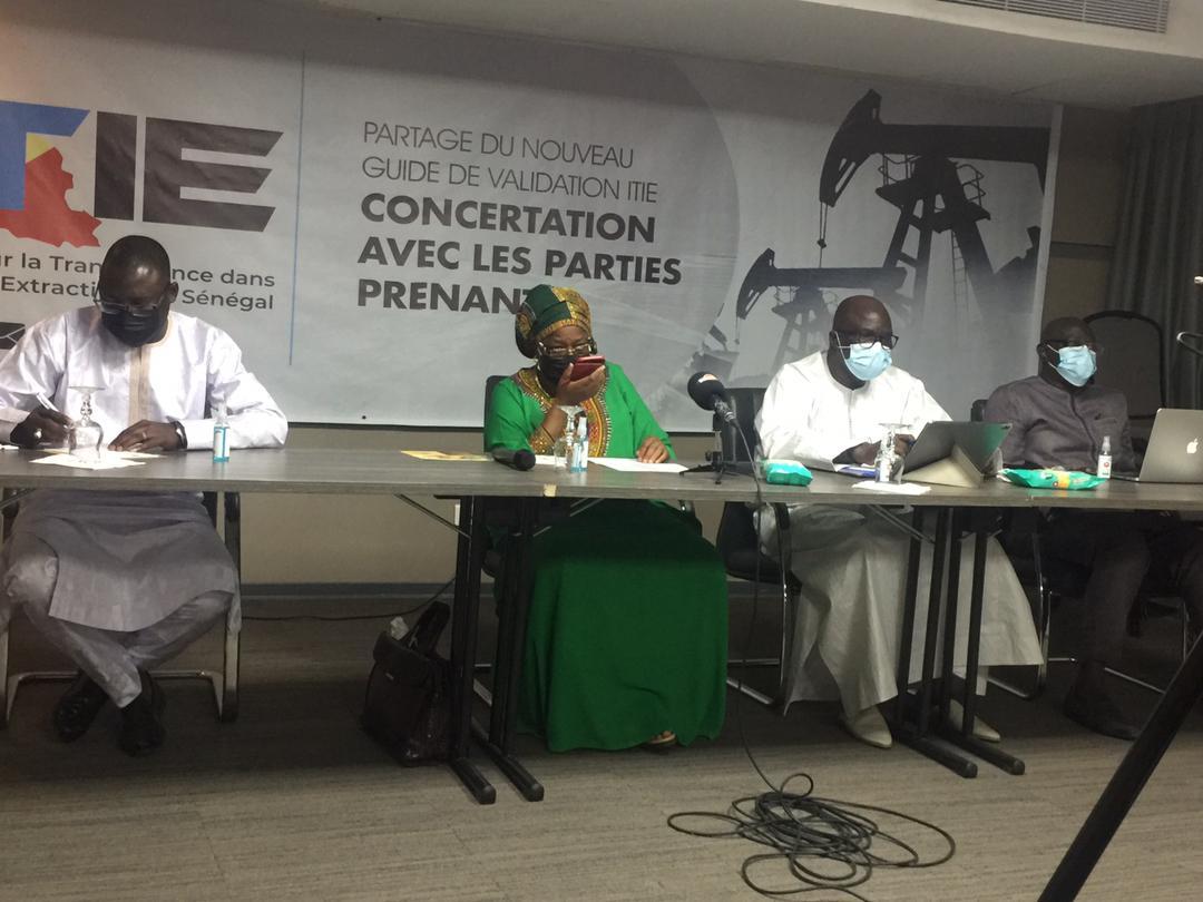 Transparence et Bonne gouvernance: ITIE Sénégal sera évaluée par le Conseil d'Administration de ITIE internationale le 1 er juillet 2021