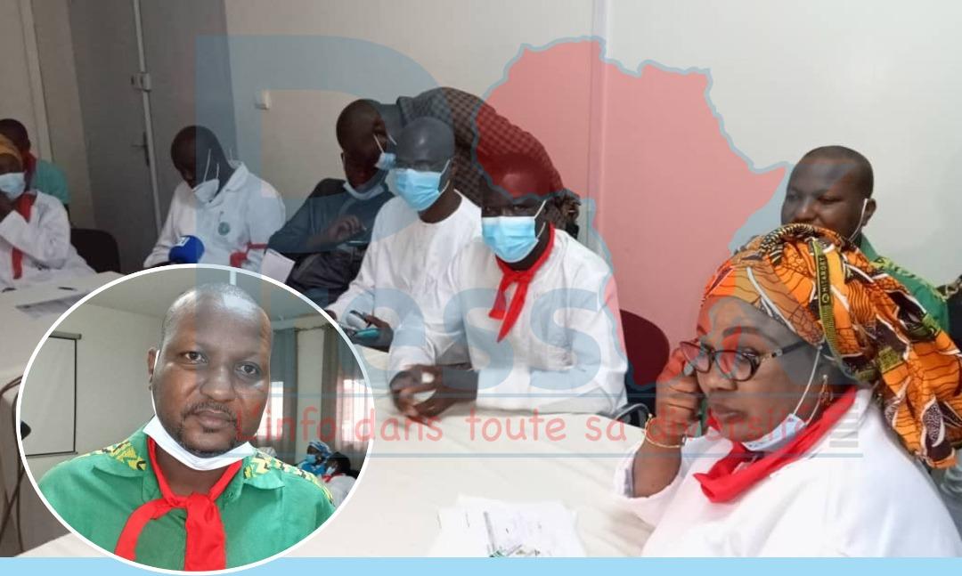 Non-paiement des primes Covid-19 : And Gueusseum, syndicat des agents de la santé menace de bloquer le système