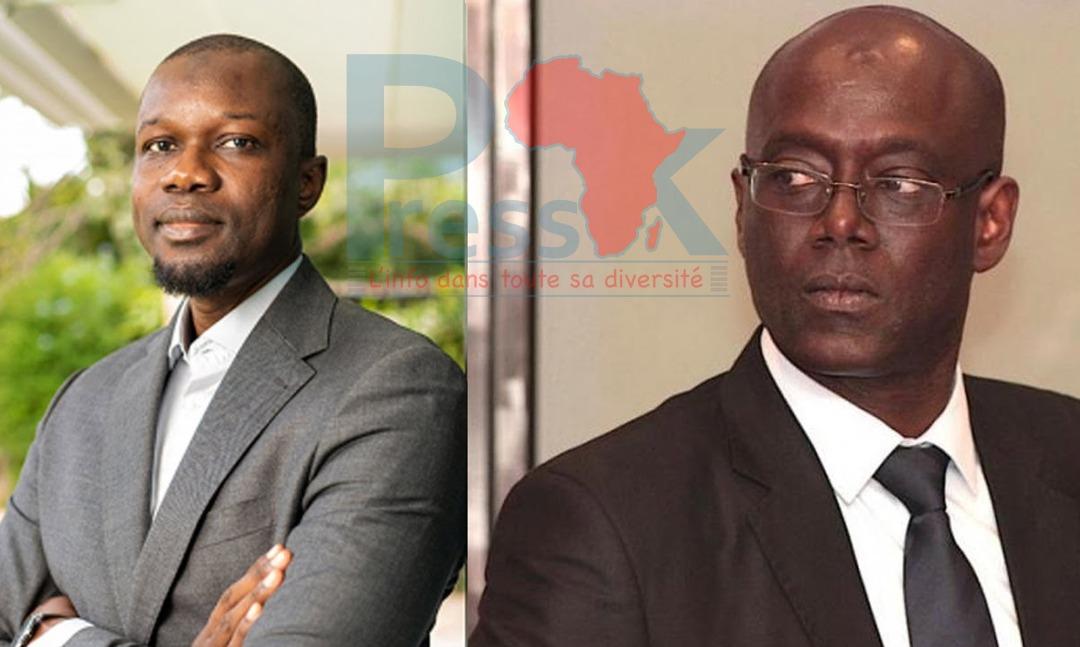 Thierno Alassane VS Ousmane Sonko: Zoom sur deux opposants opposés