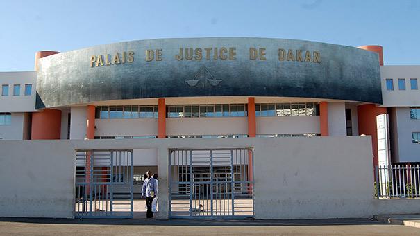 Tribunal de Dakar: un détenu indien meurt subitement dans le box des accusés