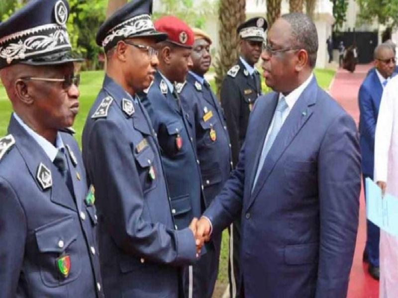 La police nationale : Seydou Bocar Yagué, nouveau Directeur général