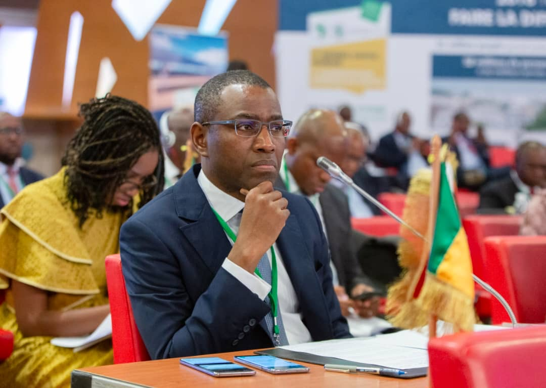 Conseil présidentiel:  Un million de jeunes sont au chômage, selon le ministre Amadou Hott