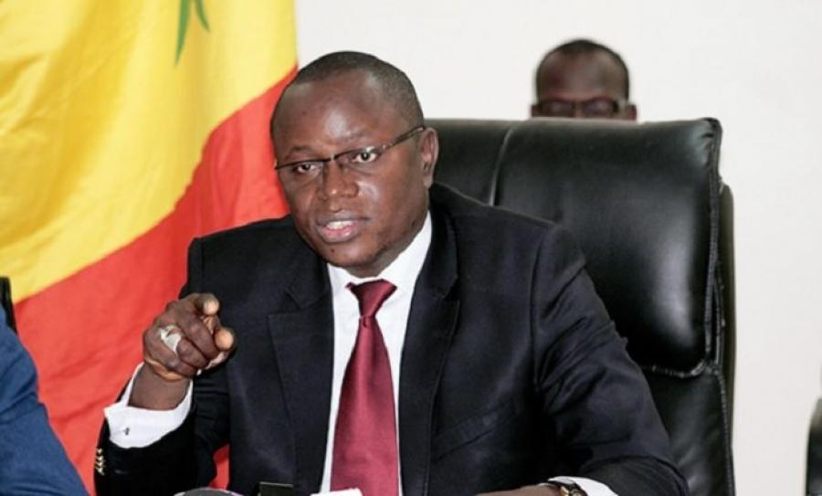 Qualification au 1/4 de finale de la coupe CAF: le ministre des Sports félicite le Jaraaf de Dakar