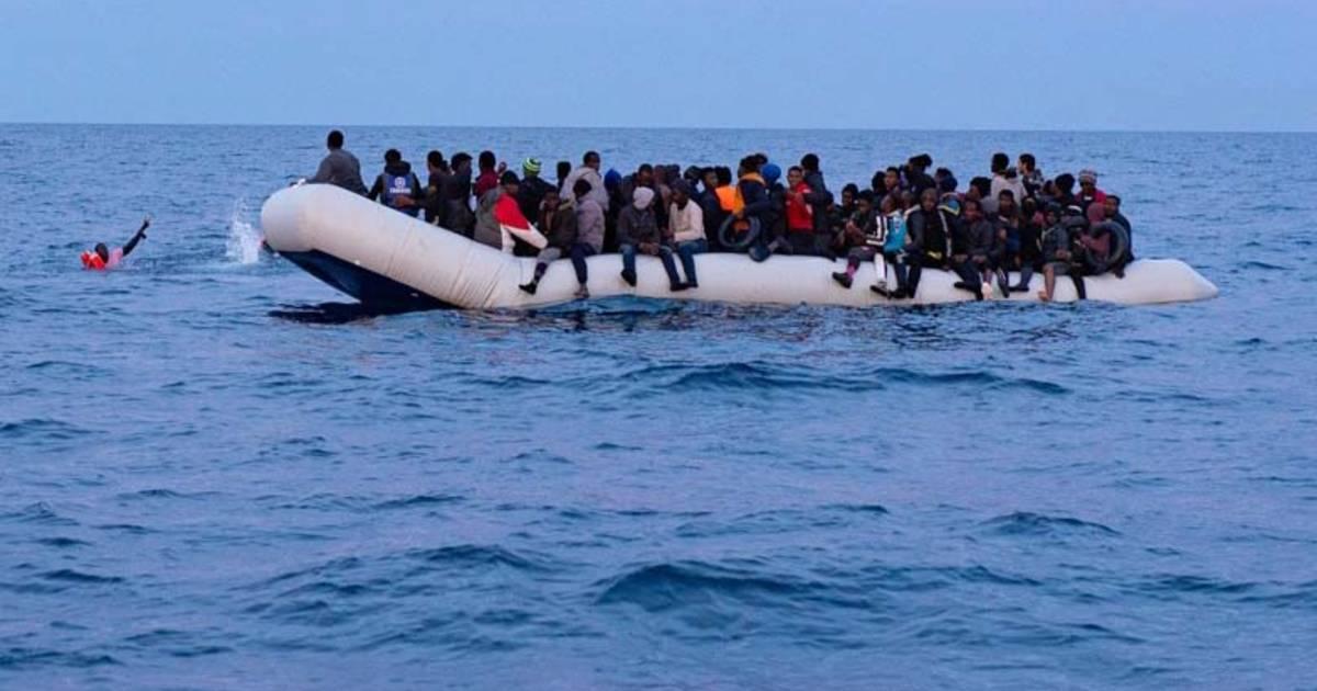 Méditerranée: nouveau naufrage avec 130 migrants à bord, aucun survivant