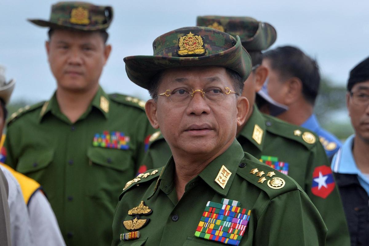 Indonésie: arrivée à Jakarta du chef de la junte birmane pour participer à une réunion de l'Asean