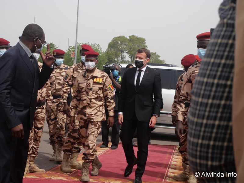 La France s'oppose à un plan de succession du pouvoir au Tchad