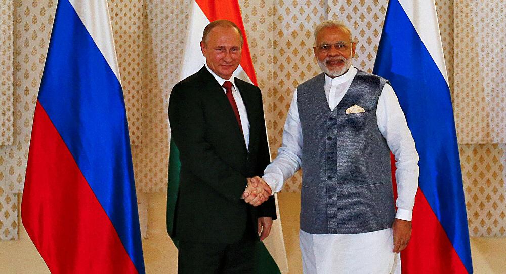 Poutine promet à l'Inde une «aide d'urgence» face au Covid-19