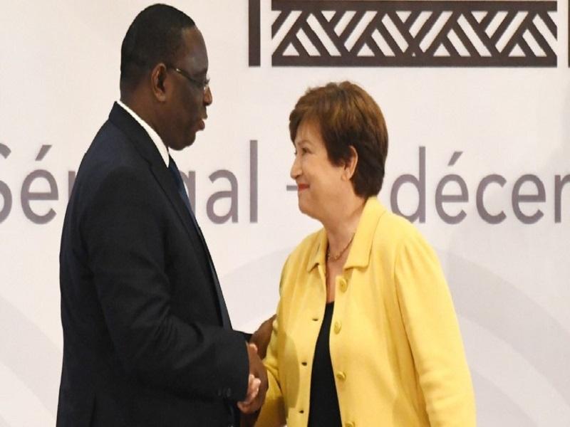 Relance économique: le FMI appuie l'Etat du Sénégal à hauteur de 350 milliards FCfa