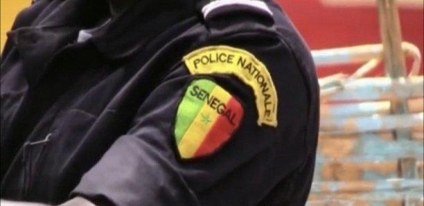 Thiès: Un policier tire deux coups de feu et sème la panique