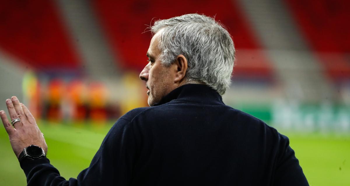 José Mourinho raconte le moment le plus triste de sa carrière