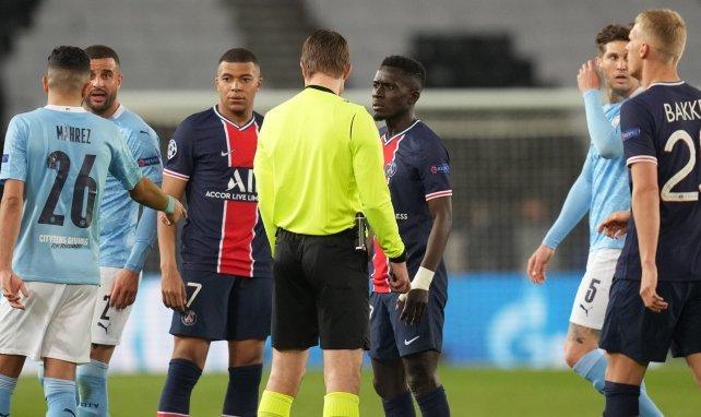 PSG: deux matchs de suspension pour Gueye, pas de finale en cas de qualification