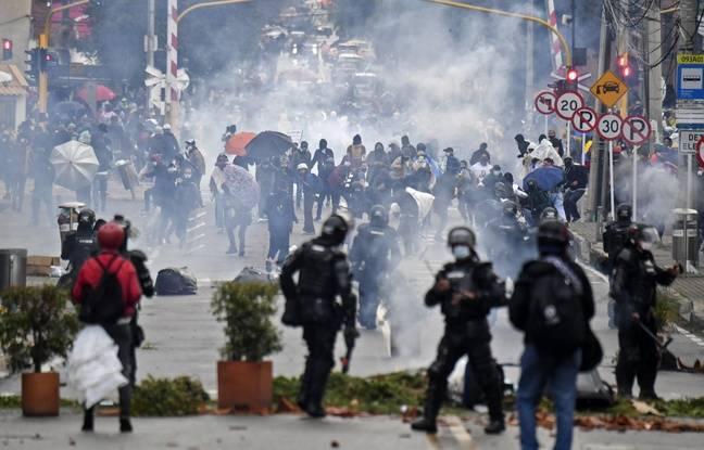 Colombie: au moins 17 morts, plus de 800 blessés lors des manifestations récentes