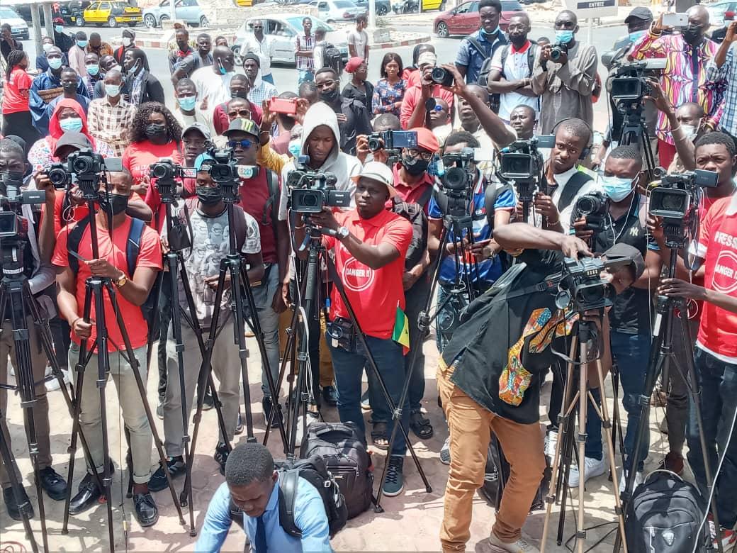 Sit-in de la CAP: le directeur de la Communication dit ses vérités aux acteurs de la presse