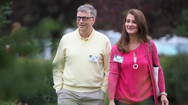 Bill et Mélinda Gates: combien va coûter leur divorce ?