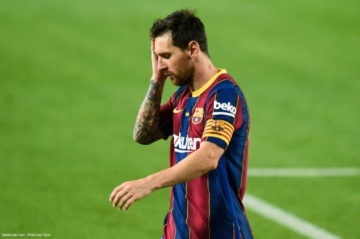 Après une fête organisée chez Messi, la Liga ouvre une enquête