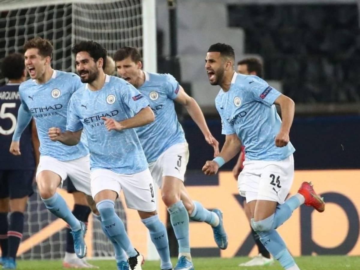 La composition officielle de Manchester City ce soir