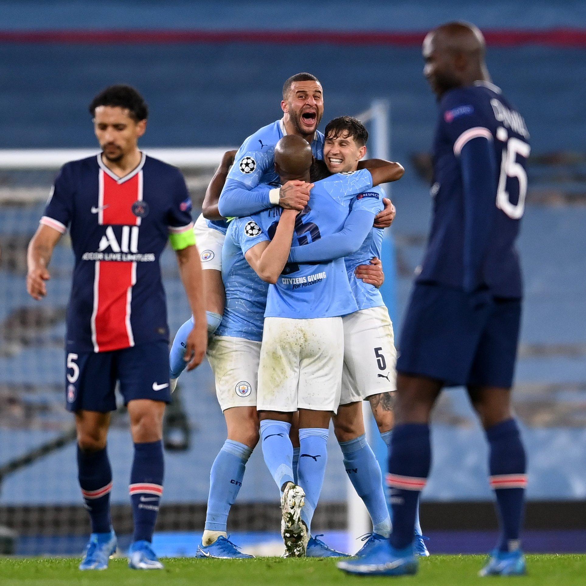 Ligue des champions: Manchester City élimine le PSG et décroche sa première finale