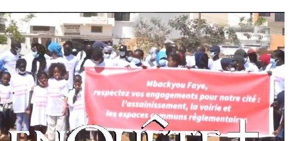Cité Touba Renaissance : Mbackiou Faye à verser 40 millions aux propriétaires et résidents