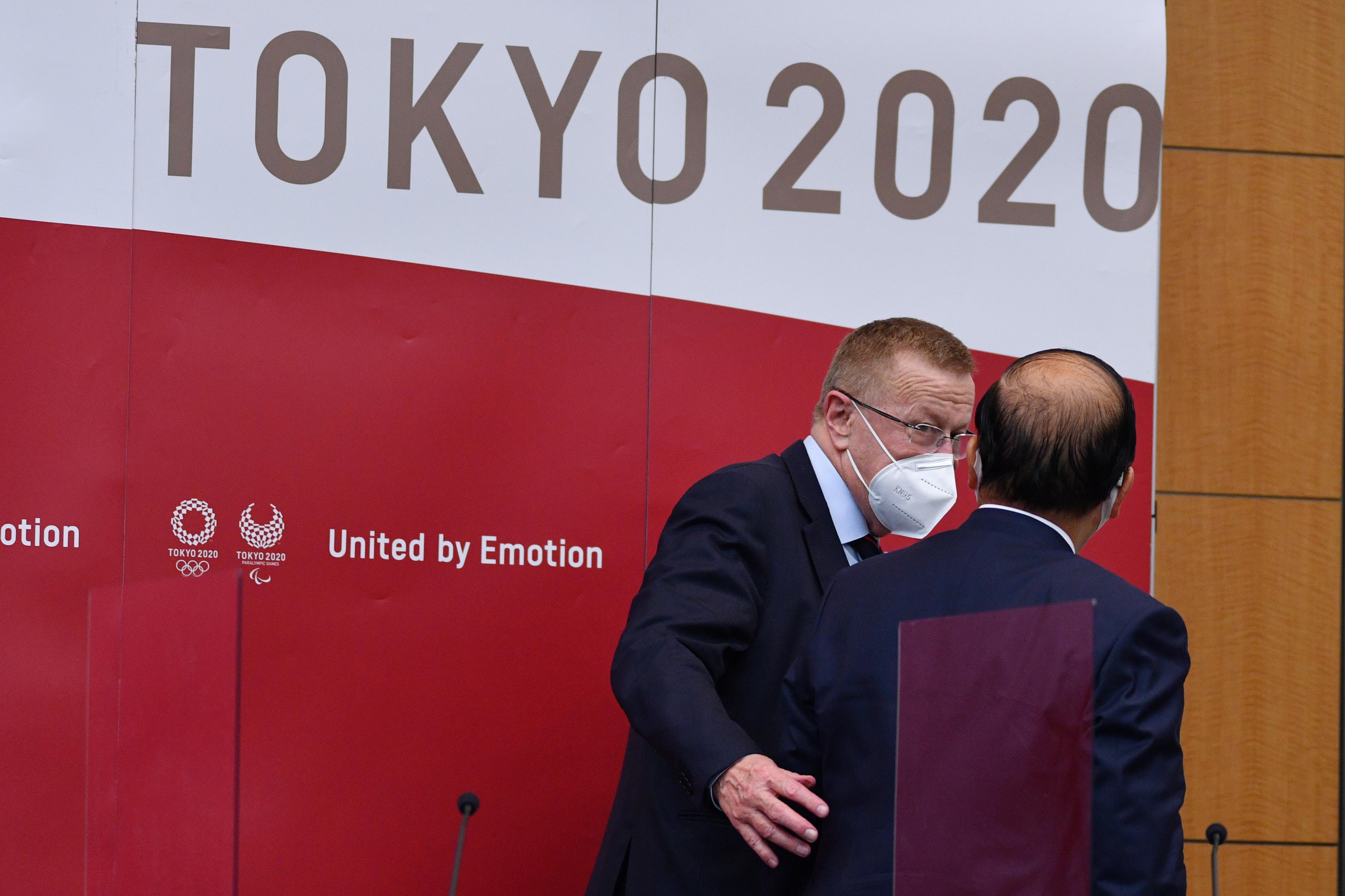 """""""Rien ne pourra empêcher les JO de Tokyo de se tenir"""", selon le Vice-président de la CIO"""