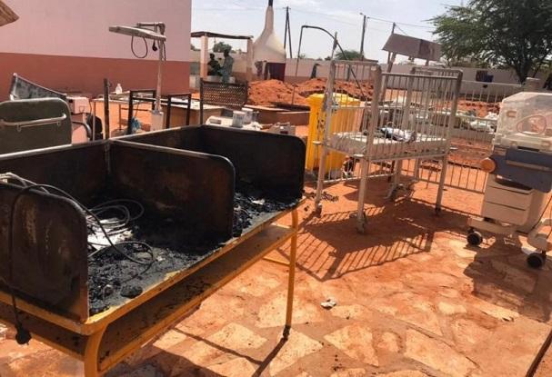 Incendie à l'hôpital Magatte Lô de Linguère : L'ancien ministre d'État Habib Sy annonce une plainte contre l'État du Sénégal