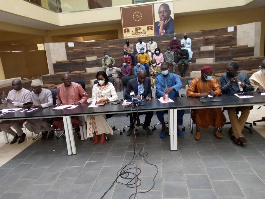 La mouvance présidentielle valide les conclusions de l'audit du fichier électoral et égratigne l'opposition