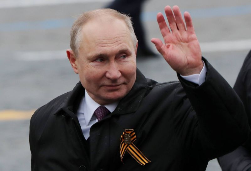 Commémorations de la victoire 1945: la Russie défendra «fermement» ses interêts, proclame Poutine