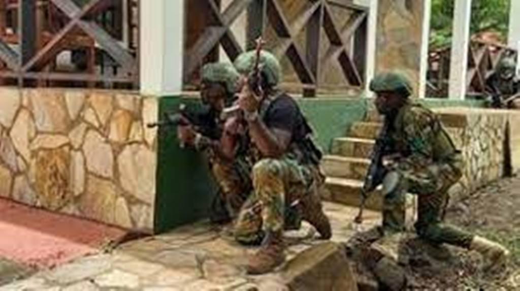 Terrorisme: le Ghana se prépare à faire face