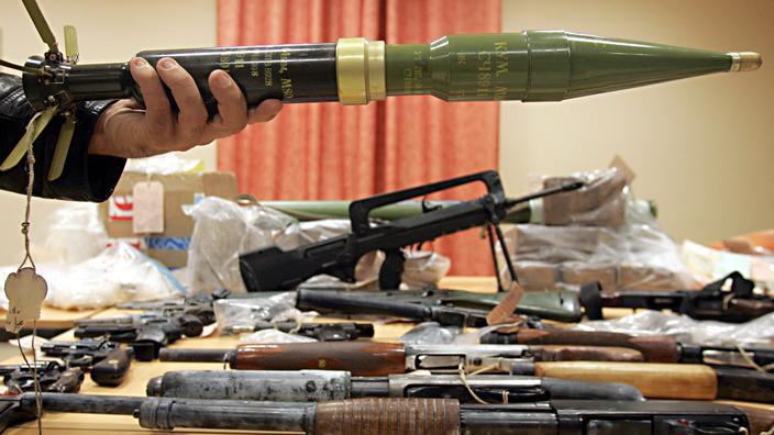 Centrafrique: un Français détenant «une énorme quantité d'armes et de munitions» arrêté