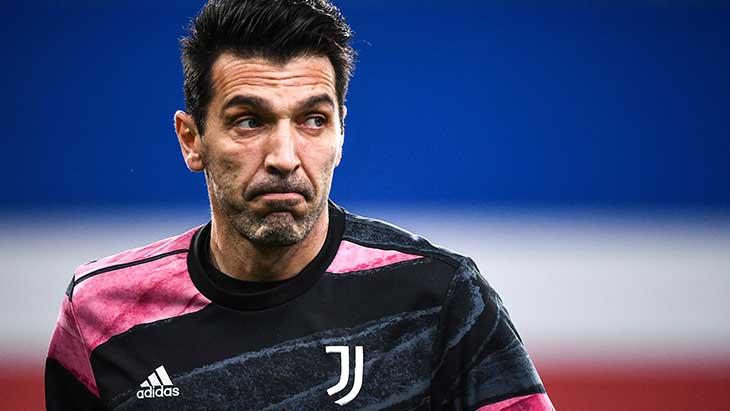 Juventus: le très joli message d'adieu de Gianluigi Buffon