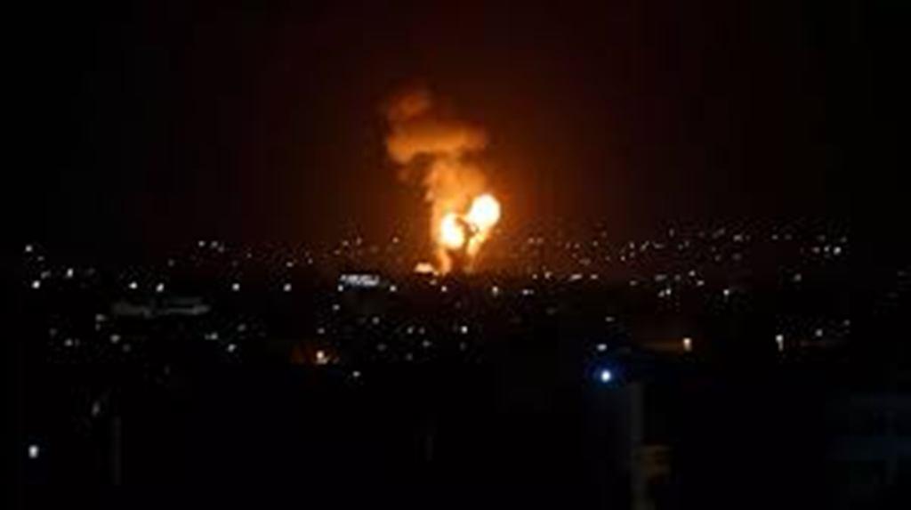 Proche-Orient: une nouvelle nuit sous les bombes