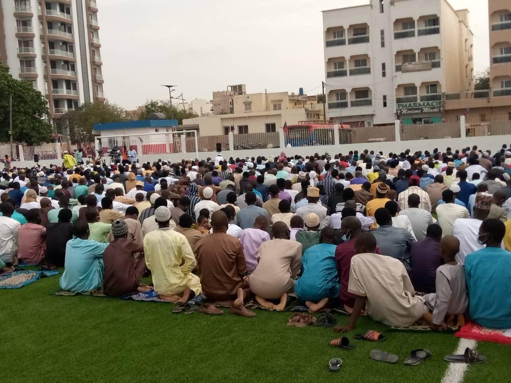 Korité 2021: Une partie des musulmans a prié ce mercredi, principalement les Ibadous...(Images)