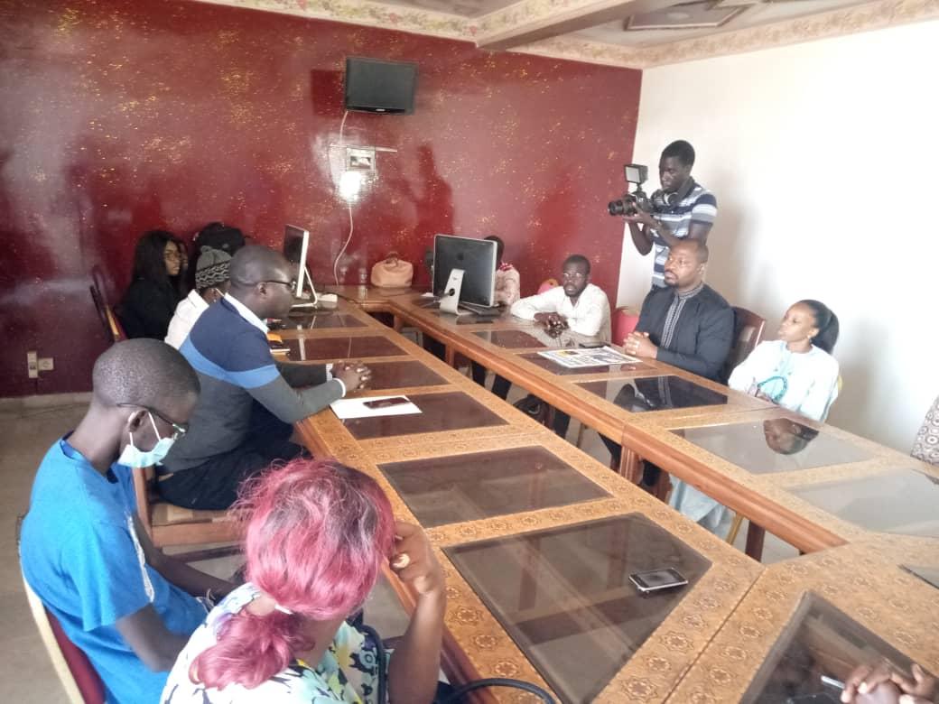Affaire Pape Ndiaye : Guy Marius Sagna apporte sa solidarité au groupe Walfadjri et exige la libération du  journaliste