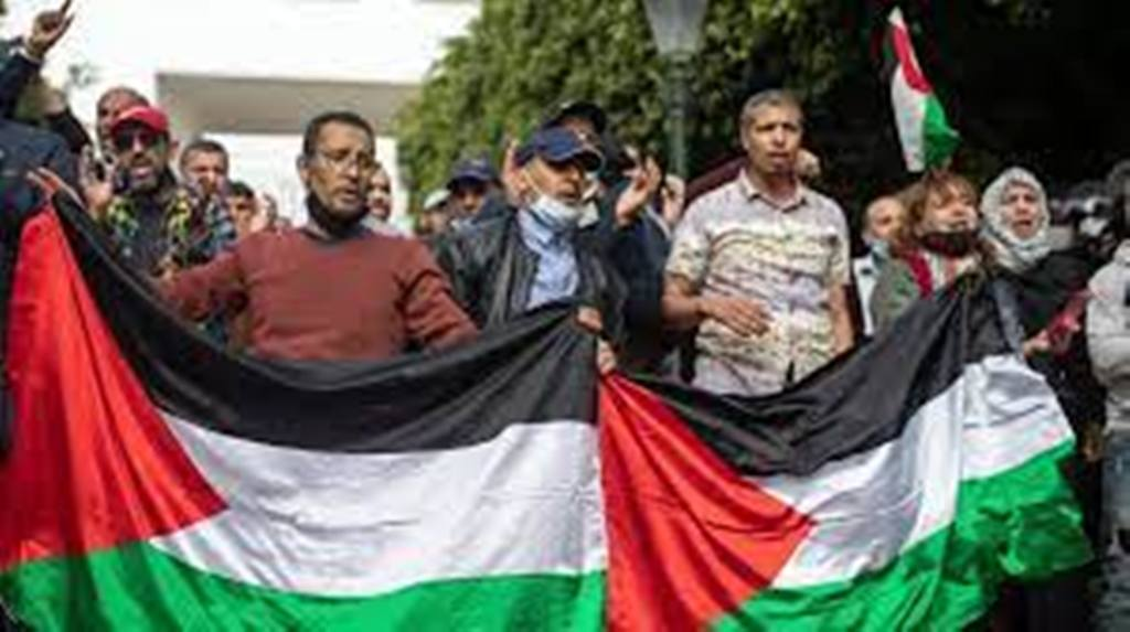 Le Maroc embarrassé par les manifestations anti-israéliennes dans le pays