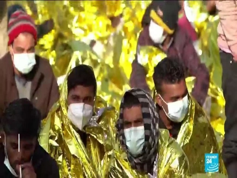 Lampedusa : la porte de l'Italie vers l'Europe doit faire face à l'afflux de migrants