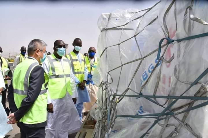 Réception 300.000 doses de vaccins: «´ 'objectif est d'intensifier la campagne de vaccination», selon Diouf Sarr