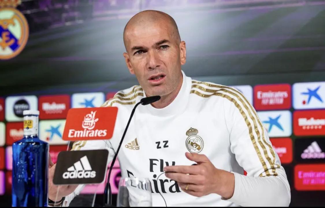 Real Madrid: Zidane s'est exprimé sur son avenir, après l'annonce de son départ