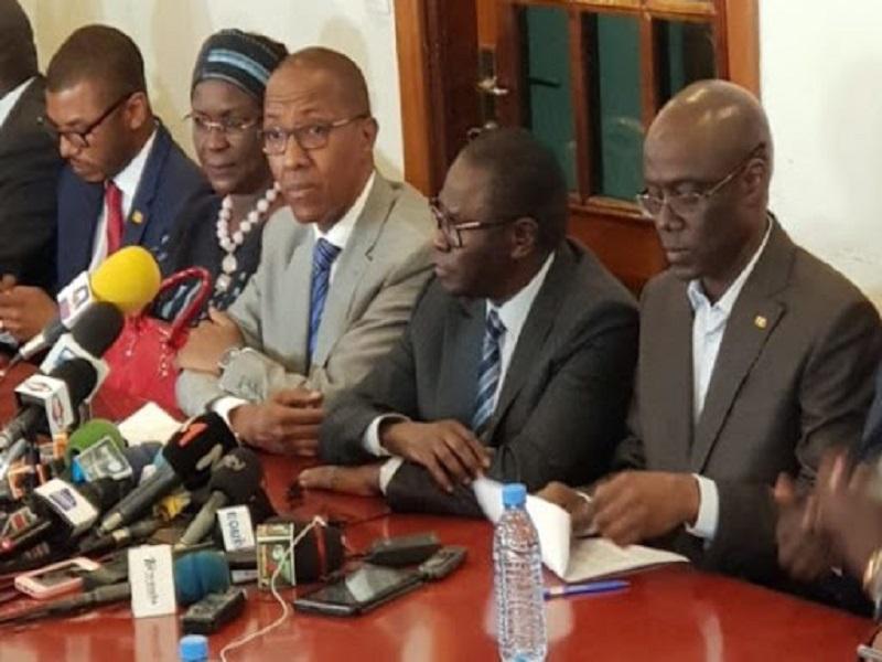 Elections locales : Une large coalition de l'opposition en gestation