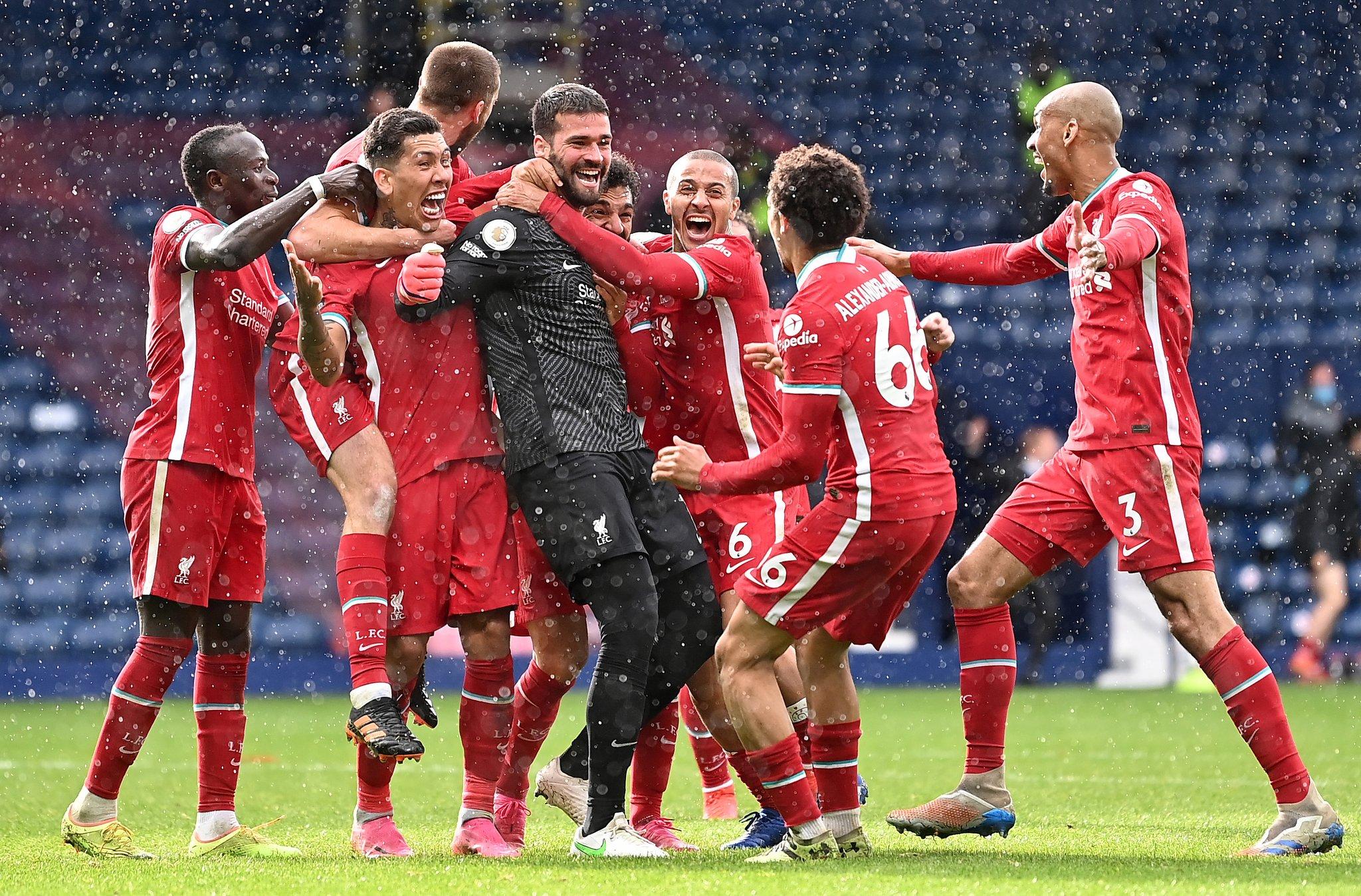 Alisson offre une victoire inespérée à Liverpool contre West Bromwich Albion !