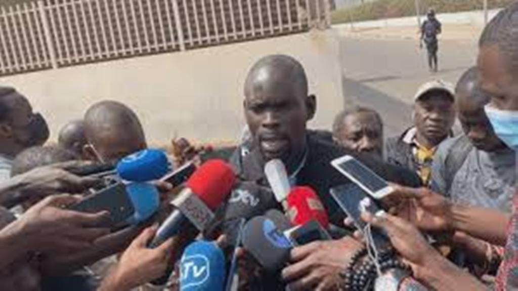 Renvoi de l'affaire Pape Ndiaye : Son avocat, Me Abdoulaye Tall, s'explique
