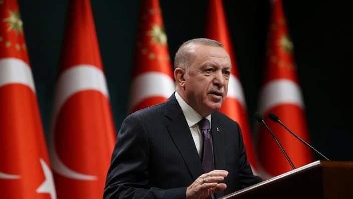 """Erdogan: """"Il faut mettre fin au massacre des Palestiniens par Israël"""""""