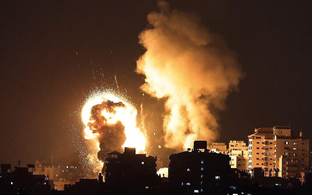 Deux (2) nouveaux morts en Israël après des tirs de roquettes depuis Gaza, selon la police