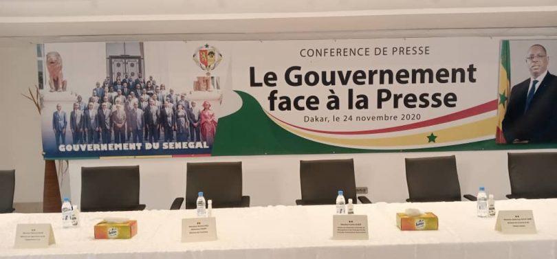 La conférence de presse du gouvernement reportée à vendredi